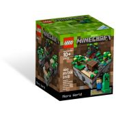 Minecraft Micro World: The Forest