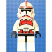 Clone Trooper Ep.3, Red Markings, 'Shock Trooper'