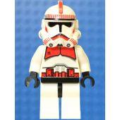 Clone Trooper Ep.3, Red Markings, 'Shock Trooper'
