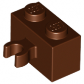Brick 1X2 W. Horizontal Holder