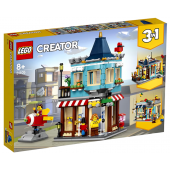 Toy Shop Town House