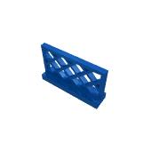 Fence 1X4X2  (Blue)