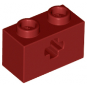 Brick 1X2 With Cross Hole