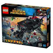 Flying Fox: Εναέρια Επίθεση Batmobile