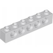 Brick 1X6, Ø4,9