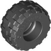 Tyre Balloon Wide Ø 24X12