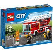 Πυροσβεστικό Φορτηγό με Σκάλα