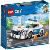 Sky Police Police Patrol Car