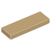 Flat Tile 1X3