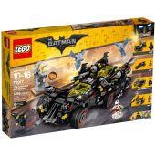 The Ultimate Batmobile