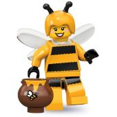 Series 10 Bumblebee Girl