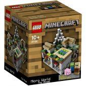 Minecraft Micro World: The Village