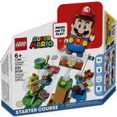 Βασική Πίστα - Περιπέτειες με τον Mario