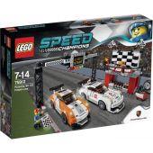 Γραμμή Τερματισμού της Porsche 911 GT