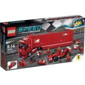 F14 T & Φορτηγό της Scuderia Ferrari