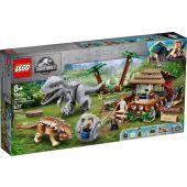 Indominous Rex vs. Ankylosaurus