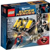 Superman Metropolis Showdown