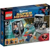 Superman: Black Zero Escape