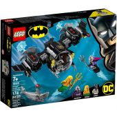 Batman Batsub and the Underwater Clash