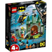Batman and The Joker Escape