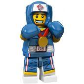 Brawny Boxer