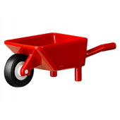 Mini Wheel Barrow W.Ø3.2Shaft
