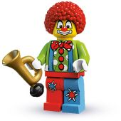 Series 1 Circus Clown