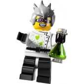 Series 4 Crazy Scientist