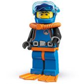 Series 1 Deep Sea Diver