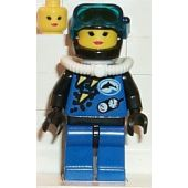 Divers - Blue, Female