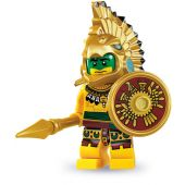 Series 7Aztec Warrior