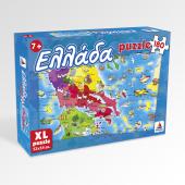 Puzzle 180 – Ελλάδα