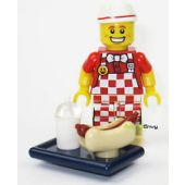 Series 17 Hot Dog Man