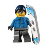 Series 5 Snowboarder Guy