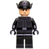 First Order Officer (Lieutenant / Captain)