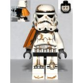Stormtrooper (Tatooine) with Orange Pauldron, Re-Breather on Back