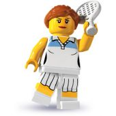 Series 3 Tennis Player