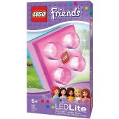 Friends Brick Light (Purple)
