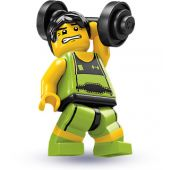 Series 2 Weightlifter
