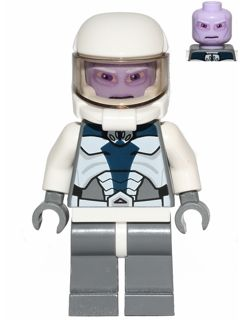 SW0454 NEW LEGO Umbaran Soldier FROM SET 75013 STAR WARS CLONE WARS